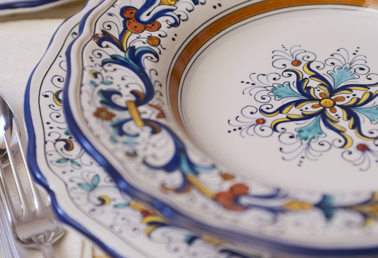 FIMA Deruta Ceramica Tradizionale