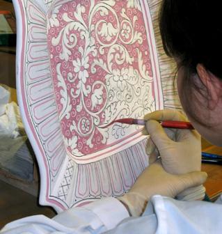 La Fabbrica, FIMA Deruta Ceramica Tradizionale