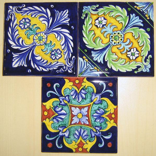Collezione Pannelli e Rivestimenti, FIMA Deruta Ceramica Tradizionale