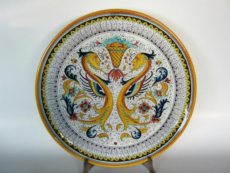 Collezione Raffaellesco, FIMA Deruta Ceramica Tradizionale